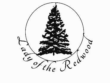 Lady of redwood